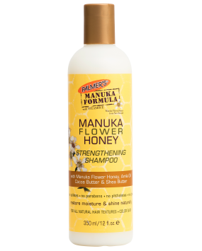 Manuka Flower Honey Strengthening Shampoo