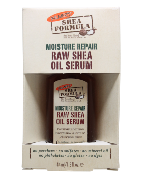 Moisture Repair Raw Shea Oil Serum