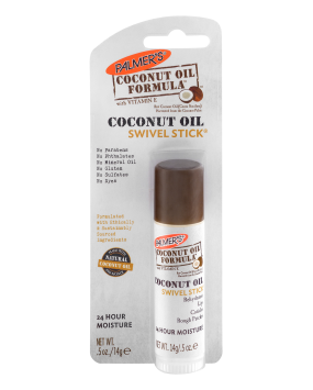 Coconut Oil Swivel Stick