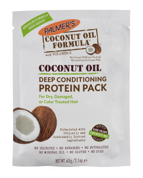 Coconut Oil Deep Conditioning Protein Pack
