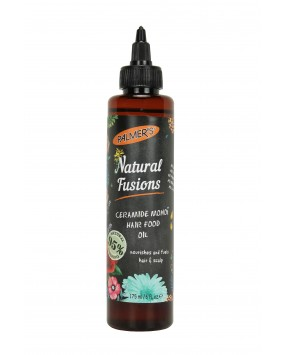 Natural Fusions™ Ceramide Monoï Hair Food Oil