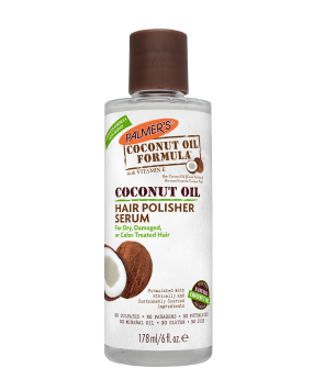Coconut Oil Hair Polisher Serum