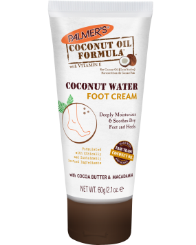 Coconut Water Foot Cream