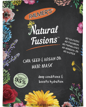 Natural Fusions™ Chia Seed & Argan Oil Hair Mask