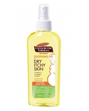 Soothing Oil for Dry, Itchy Skin